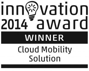 3 Cloud Mobility Solution WINNER