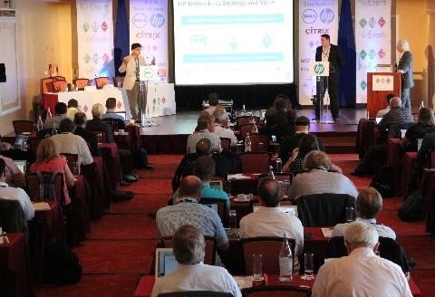 EMEA Press and Analyst Summit