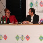 Keynote interview & Q&A with Alessandro Talotta Telecom Italia Sparkle & Camille Mendlers Ovum 2