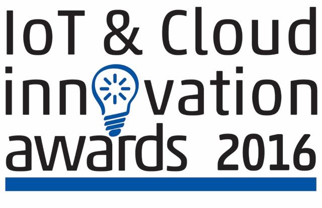 IoT & Cloud Innovation Awards 2016