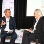 Day 2 – Keynote Interview – Tom Burns, VP & GM, Dell Networking & Enterprise Infrastructure; Manek Dubash, NetEvents.