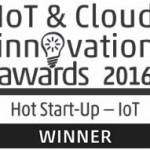 Hot Start-Up IoT Winner