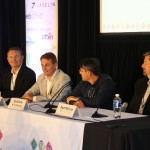Debate III Panel - Guillaume Amaud - Anaplan, Gregg Holzrichter - Big Switch Networks, Stuart McClure - Cylance, David Gurle – Symphony