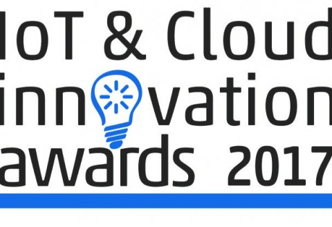 Iot&Cloud innovation awards logo 2017