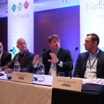 Debate Session 1 Laurance Dine Verizon, Guy Franco Javelin, Paul Ferron CA, Scott REgister Ixia, Josh Ap