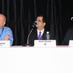 Debate 2 Panellists Ed Chapman - Arista Networks, Kash Shaikh - HP, Rick Bauer - ONF