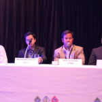 Debate 3 Panelists Adam Kelly - Airwatch, Neeraj Khandelwaj - Baracuda Networks, Dino Soepono - Citrix, Michaal Kiss - Verizon