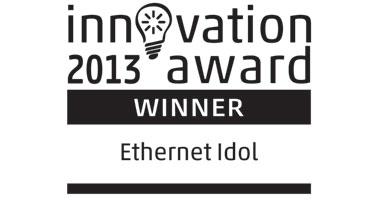 Innovation Awards 2013 Ethernet 'Idol' Logo