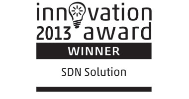 Innovation Awards 2013 SDN Solution Logo