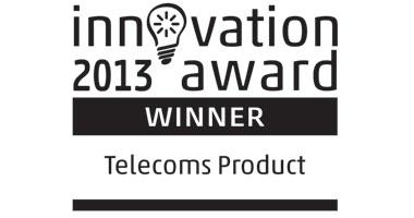 Innovation Awards 2013 Telecoms Product Logo