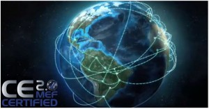 Carrier Ethernet technology will be utilised to transmit this conference around the globe.