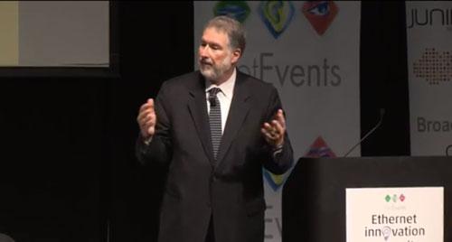 Bob Metcale Keynote Speech