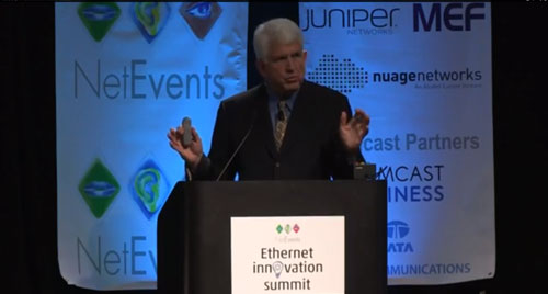Closing Keynote by Bob Metcalfe