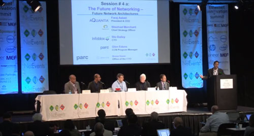 Panel 4a - Future Network Architectures