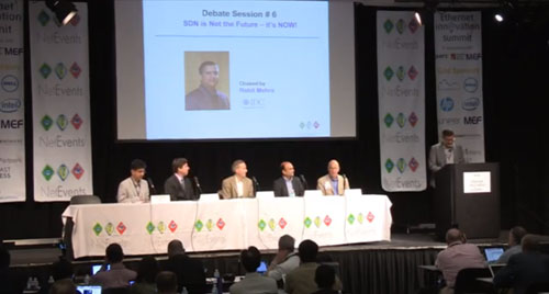 Session 6 - SDN is not the future – it's NOW!