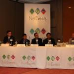 Debate II – James Walker, CloudEthernet Forum; Passakorn Hongsyok, UIH; Leigh Wade, Infinera; Syakeib Ahmad, PT AXIS Telekom Indonesia; Nan Chen, MEF