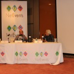 Guest speaker interview - Nan Chen and Manek Dubash, NetEvents