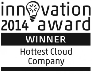 5 Hottest Cloud Company WINNER