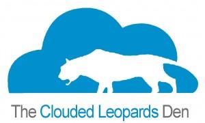 clouded leopard dens logo cpd