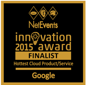 Hottest Cloud Product Service Finalist - Google
