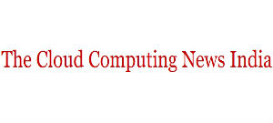 The Cloud Computing News India Logo