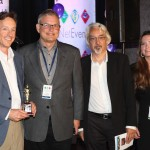 Winner Hot Start-Up Cloud award