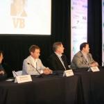 Debate II Panel – Guillaume Arnaud, Anaplan; David Gurle, Symphony; Jim McNiel, Netscout; Rob Pickering, Servicenow & Dean Takahashi, VentureBeat