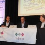 Debate VIII Panel - Michael Wood, VeloCloud; Mike Kozlowski, WIndstream; Glenn Ricart, US Ignite.