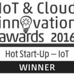Hot Start-Up IoT Winner