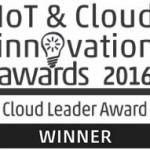 Cloud Leader Award Winner