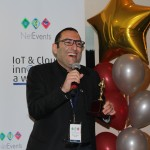Award presented by: Rajesh Ghai, Research Director, Telecom Network Infrastructure, IDC