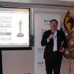 Award received by: Greg Fitzgerald, Chief Operating Officer & Chief Marketing Officer, Javelin Networks