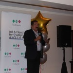 Award presented by: Mike Sapien, Principal Analyst - Enterprise Services, Ovum