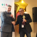 Award presented by: Mark Fox, CEO, NetEvents