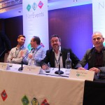 Debate Session 5 Scott Register Ixia, Jason Steer Menlo, Jan Guldentops BA, Dean Bubley Disruptive, Paul Fe