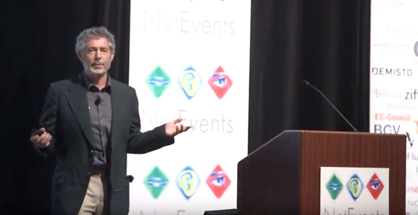 How to Pick the Game Changers - Opening Day One keynote by Prof. David Cheriton