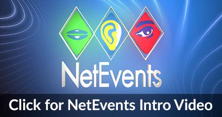 NetEvents Intro Video